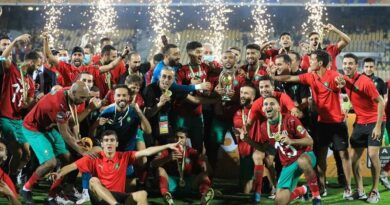 CHAN: Morocco sink Mali to become first team to retain title