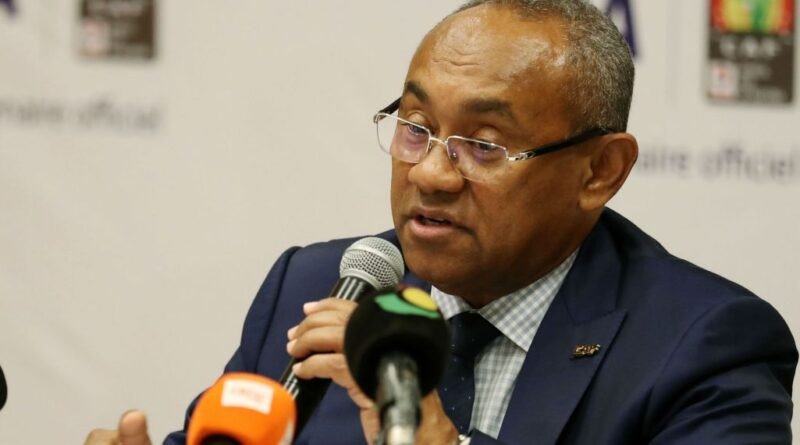 Caf ExCo gives Fifa final say on Ahmad election eligibility