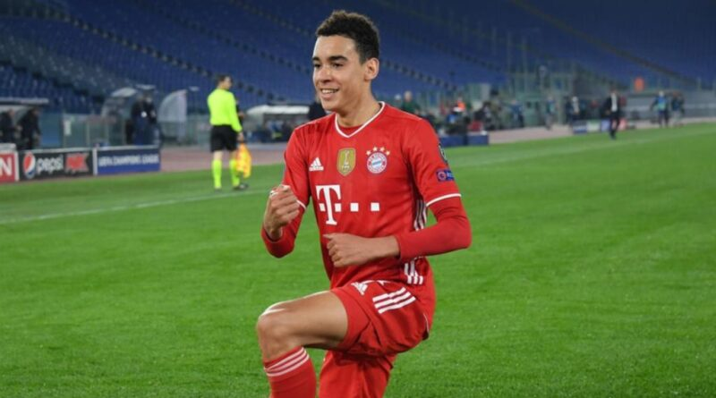 Jamal Musiala Bayern Munich youngster picks Germany over England at international level