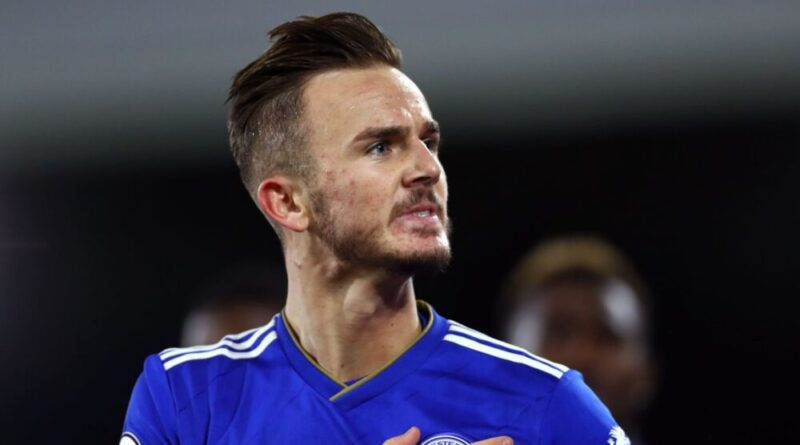 James Maddison: Leicester midfielder 'hungry' for England recall