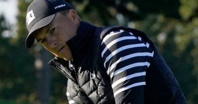 Pebble Beach Pro-Am: Jordan Spieth holds one-shot lead at halfway stage