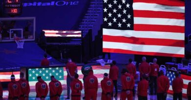 NBA reacts to Dallas Mavericks stance with call for anthem to be played before all games