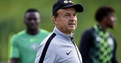 Nigeria return to play in Lagos for the first time in 10 years