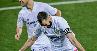 Real Madrid moved up to second in La Liga as they closed the gap to leaders Atletico Madrid