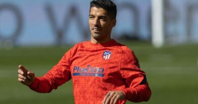 """Simeone: """"Suarez doesn't score on the outside? We'll see about that in London"""""""