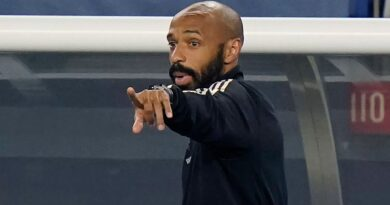 Thierry Henry has stepped down as manager of Major League Soccer side CF Montreal