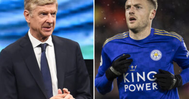 'We offered him a lot of money' - Wenger explains why Vardy turned down Arsenal