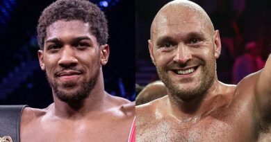 Anthony Joshua v Tyson Fury moves a step closer as Eddie Hearn says two-fight deal agreed