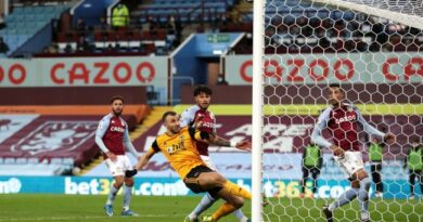 Aston Villa were held to a goalless draw by Wolves