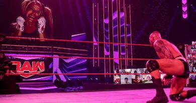On Raw, Alexa Bliss' dark mischief paved the way for AJ Styles to overcome Randy Orton