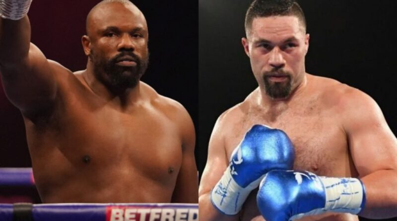 British heavyweight Derek Chisora and former world champion Joseph Parker's bout has been confirmed for 1 May as part of an exciting card.