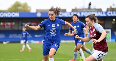 Chelsea back to the top of the Women's Super League