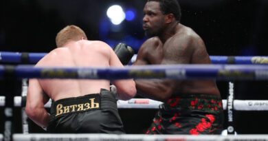 Dillian Whyte and Alexander Povetkin feature on Gibraltar £2 coin