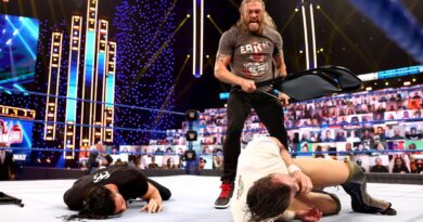 Edge snaps on Reigns and Bryan after shocking WrestleMania decision