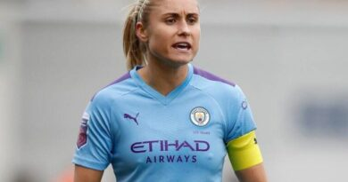 England will be without captain Steph Houghton for April's friendlies against France and Canada.