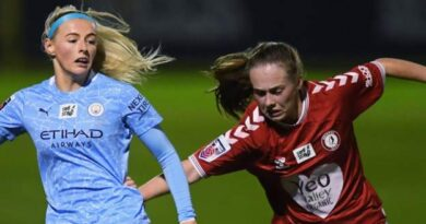 Manchester City secured a 10th Women's Super League win in a row