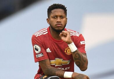 Manchester United midfielder Fred suffered racist abuse on social media on Sunday after his side were knocked out of the FA Cup.