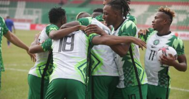 Nigeria are through to the 2021 Africa Cup of Nations - but Group L rivals Benin will have to wait after conceding an injury time goal to the Super Eagles and losing 1-0 in Porto Novo.