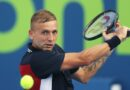 Qatar Open: Dan Evans to play Roger Federer after Jeremy Chardy win