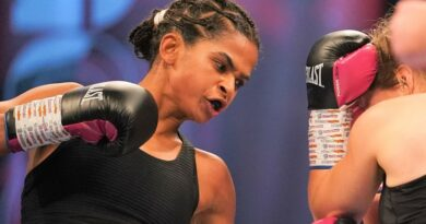 Ramla Ali will look to impress again when she takes on Bec Connolly in their featherweight clash