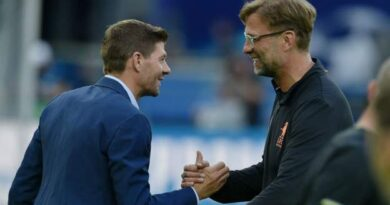 """Rangers boss Steven Gerrard says it is his dream to become Liverpool manager but that he hopes Jurgen Klopp remains in charge """"for many years""""."""