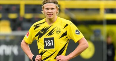 Real Madrid and Barca competes with Man City, Man United and Chelsea to sign Haaland