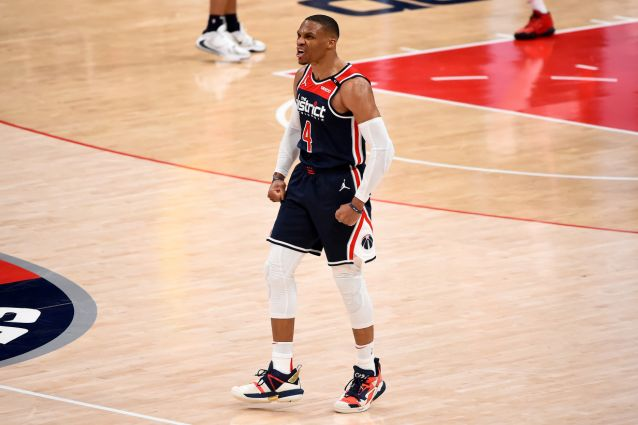 NBA: Russell Westbrook makes historic triple-double for Washington Wizards