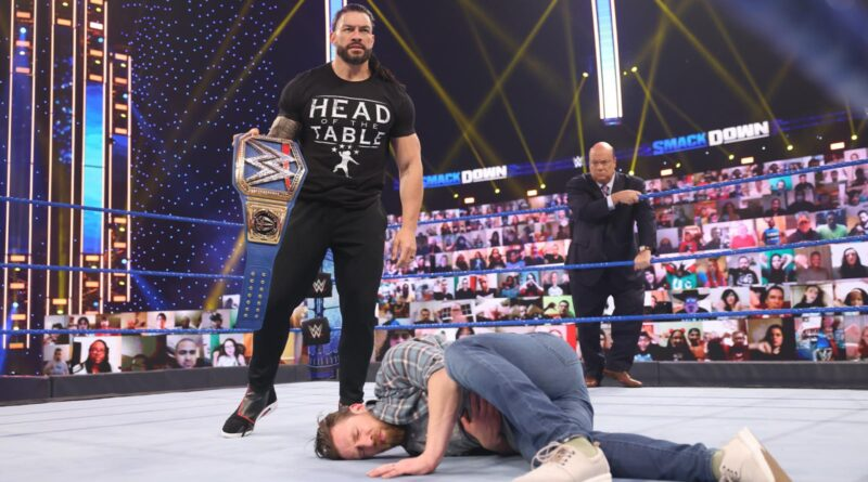 Although Edge emerged victorious in his first SmackDown match in 10 years by overcoming Jey Uso and earning the right to be the Special Ringside Enforcer for the Universal Championship Match at WWE Fastlane