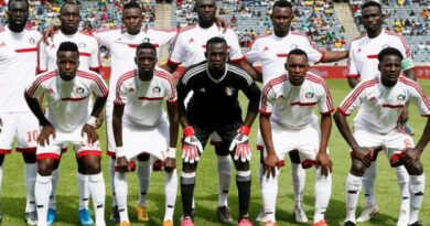 Sudan through to Nations Cup finals by knocking out South Africa
