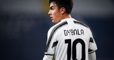 Tottenham and Chelsea are potential contenders to sign Paulo Dybala