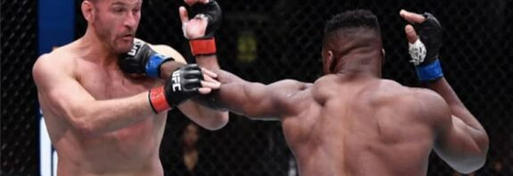 UFC 260: Francis Ngannou knocks out Stipe Miocic to capture heavyweight title