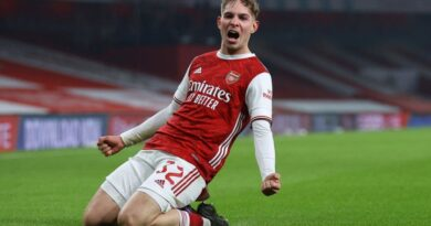 Uefa U21 Euros: Emile Smith Rowe named in England squad for first time