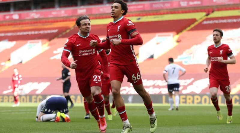 Liverpool came from behind to beat Aston Villa