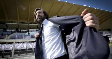 Andrea Pirlo has admitted that Juventus have underperformed since he took over as head coach last summer.