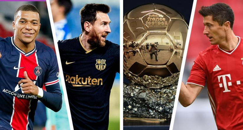 Ballon d'Or 2021 Power Rankings: Mbappe tightens his grip ...