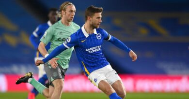 Brighton edged a point closer to Premier League safety with a goalless draw against Everton