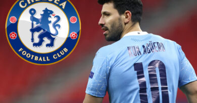 Chelsea are favourites to sign Argentine striker Sergio Aguero when he leaves Manchester City