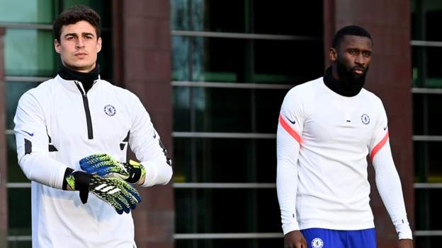 "Chelsea manager Thomas Tuchel says ""things got heated"" in a ""serious situation"" between Kepa Arrizabalaga and Antonio Rudiger on Sunday."