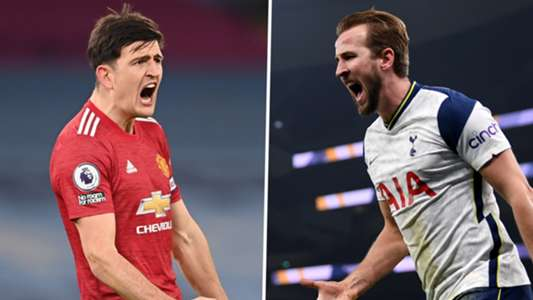 'May the best man win' – Maguire relishing Kane battle as title target is set for Man Utd