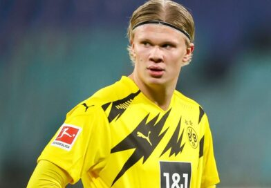 Haaland's agent has hit back at transfer rumours concerning his client