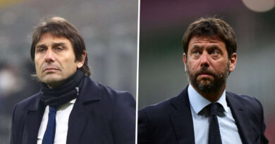 Juventus, AC Milan and Inter should be thrown out of Serie A for Super League plans, says Italian coaching chief