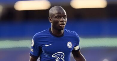 Kante set to miss Chelsea's games against West Brom & Porto through injury, confirms Tuchel