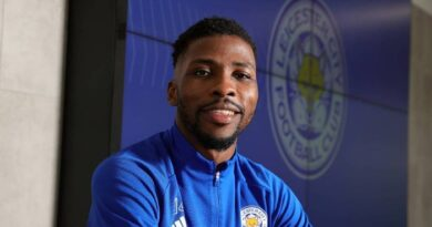 Kelechi Iheanacho: Leicester forward signs new deal until 2024
