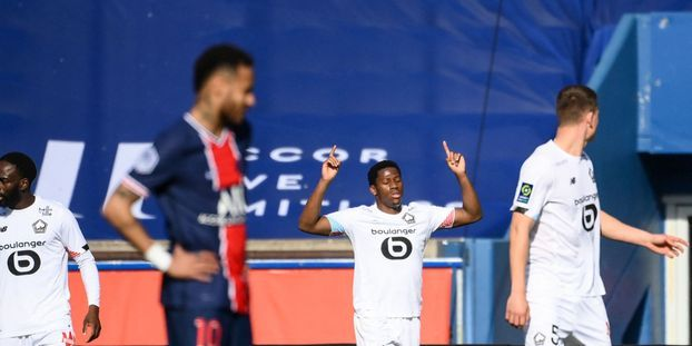 Lille returned to the top of Ligue 1
