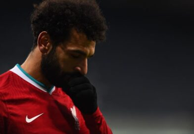 Liverpool worry over Mohamed Salah's future