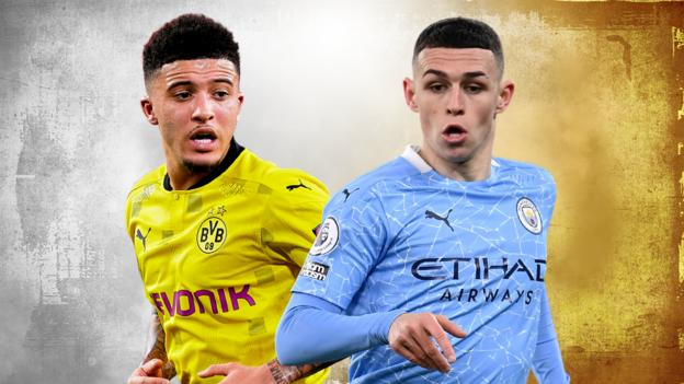 Phil Foden & Jadon Sancho: Their two routes to the top
