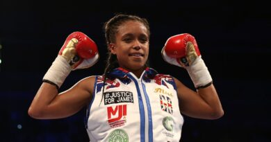 Taylor v Jonas: Calls to top bill shows how far women's boxing has come, says English fighter