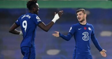 Werner makes 'everybody is happy' claim despite Chelsea exit rumours