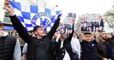 Why are football fans protesting
