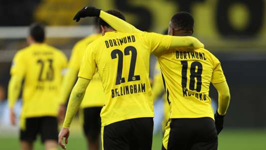 Reason revealed for Bellingham wearing No.22 as Dortmund star combines roles of 4, 8 and 10